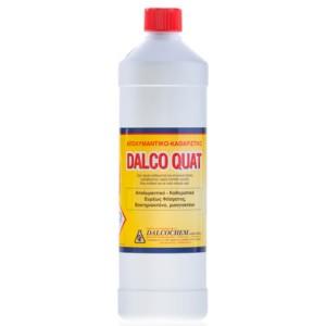 DALCO-QUAT απολυμαντικό-καθαριστικό 1L