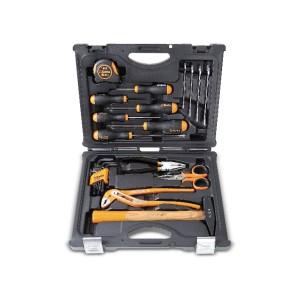 "2055HB.Τσάντα ""Home Bag"" με συλλογή με 24 εργαλεία"
